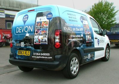 South-West-Signs-App-For-Devon-Vehicle-Graphics