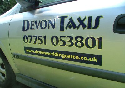 South-West-Signs-Devon-Taxis