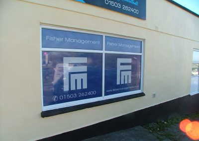 South-West-Signs-Fisher-Management-Window-Graphics