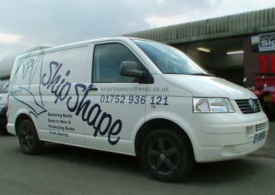 South-West-Signs-Ship-Shape-Vehicle-Graphics