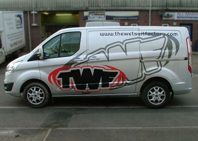 South-West-Signs-TWF-Vehicle-Graphics